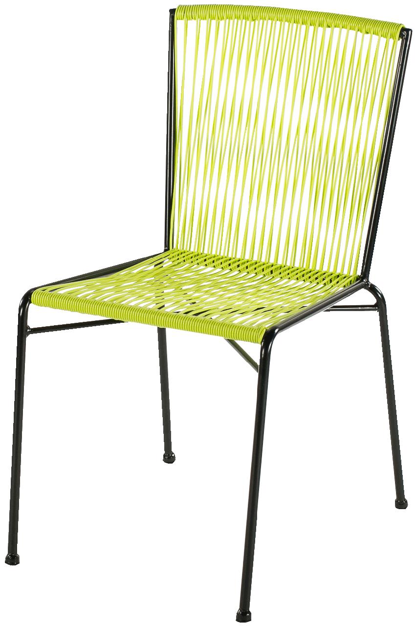 chaise ipanama verte