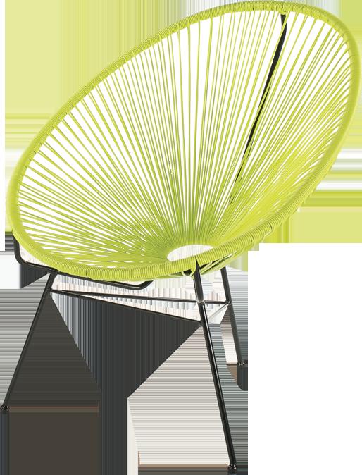 fauteuil ipanema vert