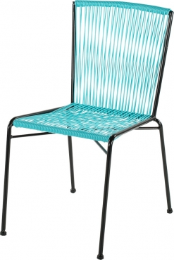 chaise ipanema bleu