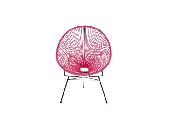 fauteuil ipanema  fushia