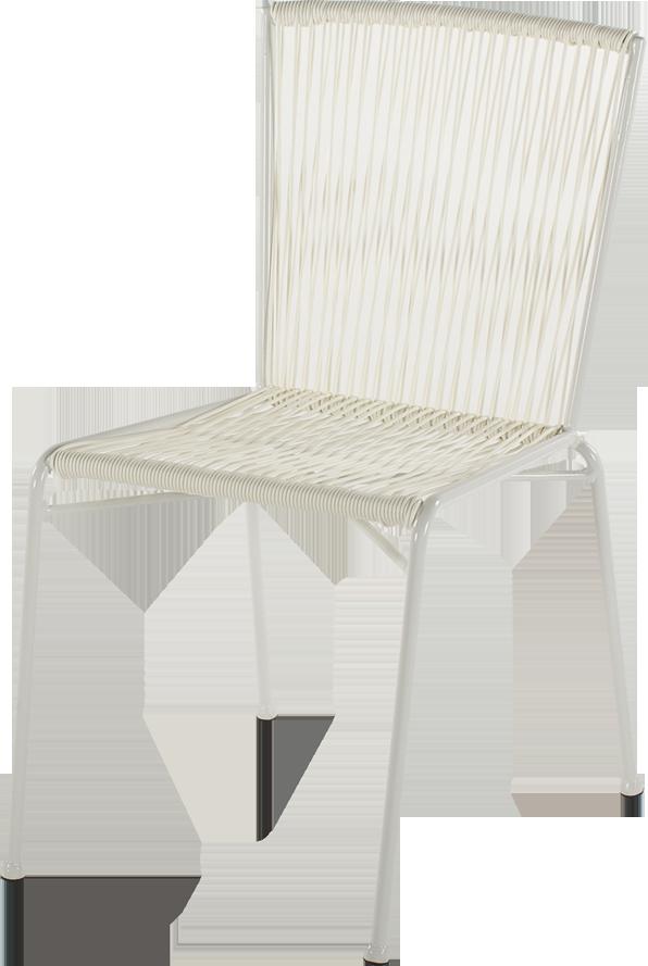 chaise ipanema white