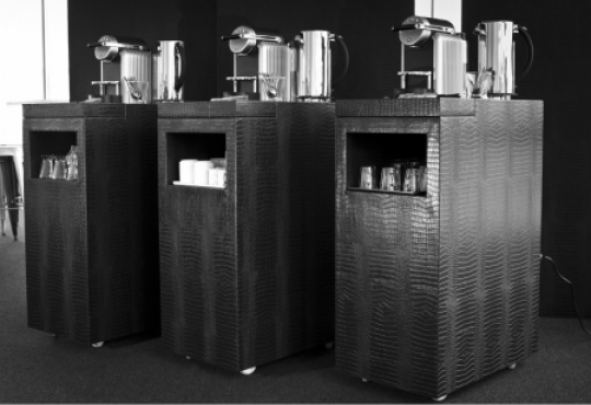 base koffee box croco