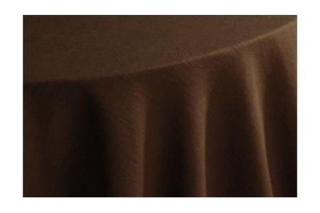 nappe lin chocolat 300x800