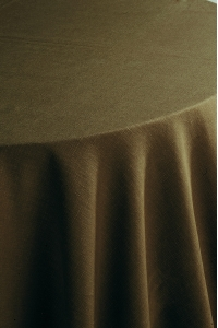 nappe lin taupe