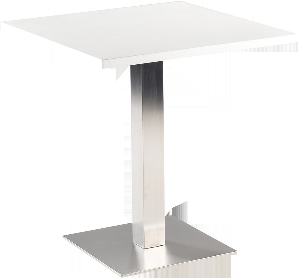 table hauteur diner stan H72. 70x70