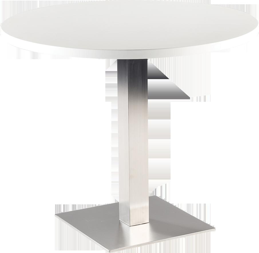 table hauteur diner stan H72. Ø 90