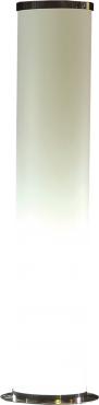 luminaire colonne krome 160cm d20  220V