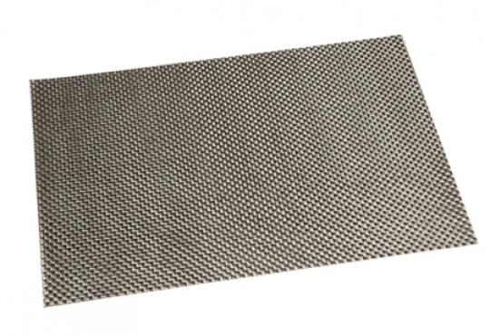 set tresse gris 45x33