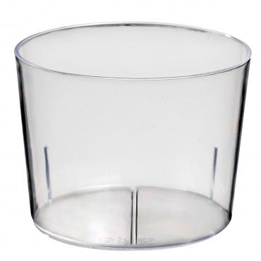 verre injecte bodega  transparent 200ml