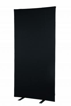 housse cloison 180x90 noire
