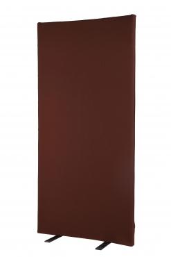 housse cloison 180x90 chocolat
