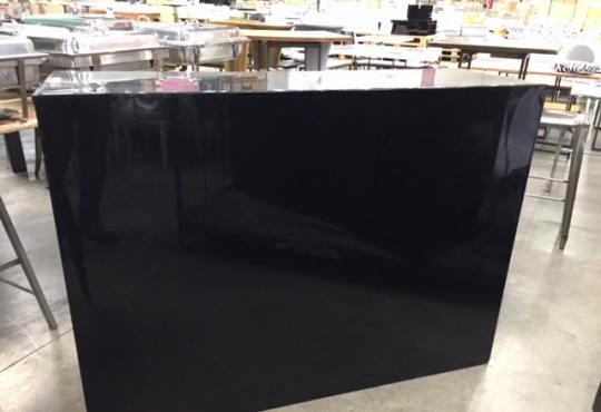 comptoir 150x50 H110