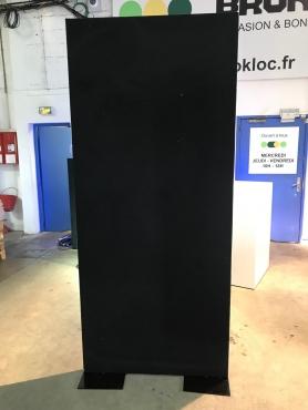 base cloison L100 H230 (A HABILLER) + 2 pieds
