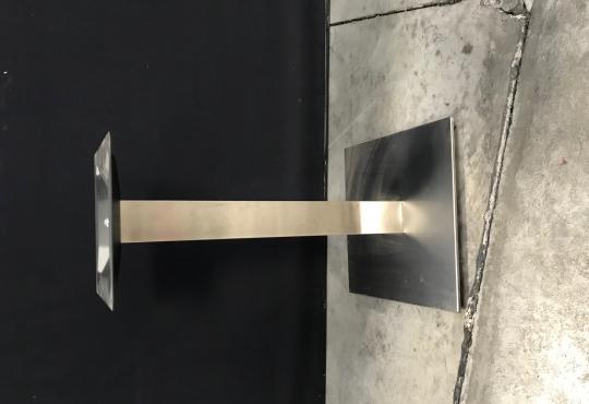 Pied stan  H 73 cm