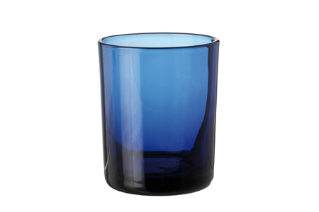 verrine D6 h6 bleu