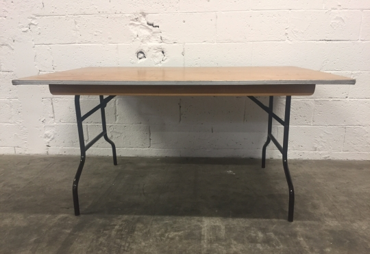 table rectangle 100 L150  H 74cm