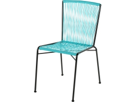 chaise ipanema bleu