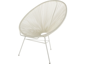 fauteuil ipanema white