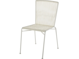 chaise ipanema white