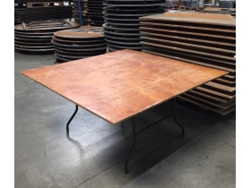 table carree 160x160